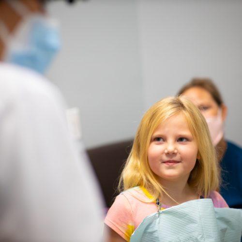 Patient Candids Beavers and Broomfield Dentistry 2020 Fayetteville Arkansas Dentist 3 500x500 - Children's Dentistry | Beavers & Broomsfield in Fayetteville, AR