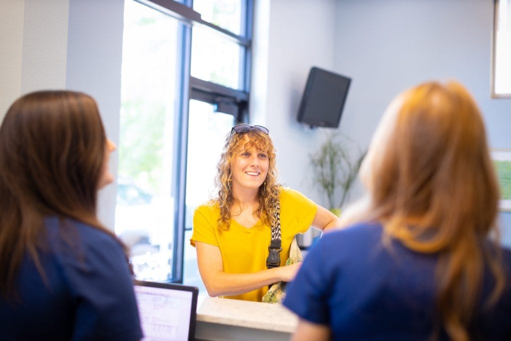 Patient Candids Beavers and Broomfield Dentistry 2020 Fayetteville Arkansas Dentist 34 1024x683 - Home